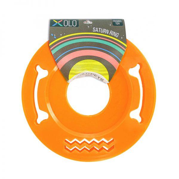 Saturn Ring Frisbee Juguete Para Perros XOLOPets