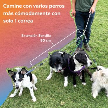 Extension Sencilla para Correa 80 cm XOLOPets-01